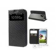 Gigapack S-View cover preklopna korica za Samsung Galaxy S4 (GT-I9500), crna