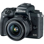 Canon EOS M5 with EF-M 15-45mm IS STM Lens Kit