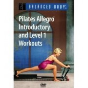 Sissel DVD Pilates Allegro Introductory and Level 1, inglese