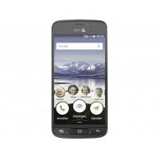 doro 8040 Smartphone Single-SIM 16 GB 12.7 cm (5 inch) 8 Mpix Android 7.0 Nougat Zwart