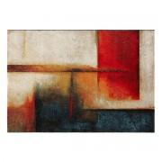 Alfombra multicolor 160 x 230 cm ABSTRAIT - Miliboo