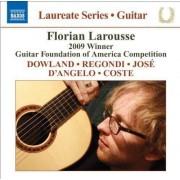 Florian Larousse - Laurate Series Guitar (0747313256570) (1 CD)