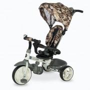 Tricicleta pliabila Coccolle Urbio, editie limitata army