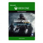 xbox one tom clancy's ghost recon wildlands: season pass digital