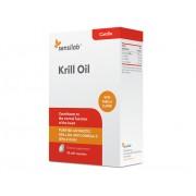 Sensilab Krill Oil Kapseln wirkt gegen Entzündungen. 30 Kapseln