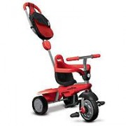 Smart Trike Tricikl 3u1 Breeze Red GL