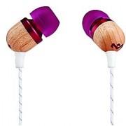 House of Marley EM-JE041-PU The House of Marley EM-JE041-PU Smile Jamaica In-Ear Headphones - Purple Purple