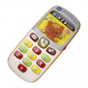 "VTech My 1st Smart Phone ""First Hello! Call by English"" Regular Imports 80-138103"