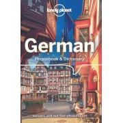 Woordenboek Phrasebook & Dictionary German - Duits   Lonely Planet