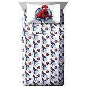 Marvel Spiderman Regulador bebé Juego de Cama, Wall Crawler, 1, 1