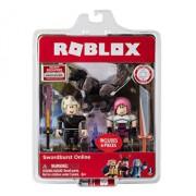 Set 2 figurine Roblox Swordburst Online