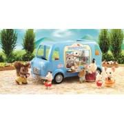 "Epoch Sylvanian Families Sylvanian Family Doll ""Ice Cream Van Mi-67"""