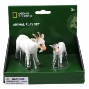 SET 2 FIGURINE - TAP SI IED - NATIONAL GEOGRAPHIC (NTS01041)