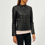 Guess Women's Outerwear Vona Jacket - Jet Black - M - Black