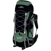 SNOWDON 50+10 turistický batoh zelená