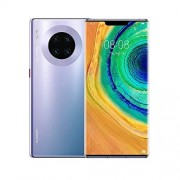"Huawei Mate30 Pro Smartphone con Pantalla Curva de 6.53"" (Kirin 990, 8 + 256 GB, Cuádruple cámara Leica, Batería de 4500 mAh, EMUI10), Color Plata Cosmo"