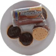 Homewheat Biscuit Ring