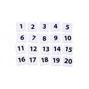 Betzold Zahlenplättchen 0-20