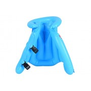 Planet of Toys Inflatable Swimming Vest, Blue