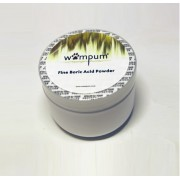 Wampum Fine Boric Acid Powder