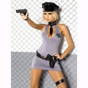 Fantasia Policia Police Dress