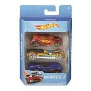 Hot Wheels angol 3db