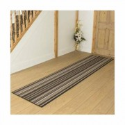 Marlow Home Co. Ainsley Tufted Brown Hallway Runner Rug Marlow Home Co. Rug Size: Runner 570cm x 70cm - Size: Runner 570cm x 70cm