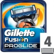 Gillette Fusion Proglide rezerva Lama 4 buc