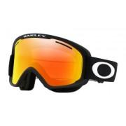 Oakley O Frame 2.0 XM Masque de ski (Noir/Rouge)