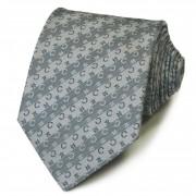 Серый галстук под костюм Celine 826020