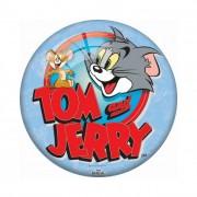 Tom és Jerry gumilabda, 23 cm I.