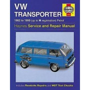 VW Transporter Water Cooled Petrol Service and Repair Manual by 3452