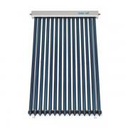 Panou solar cu 15 tuburi vidate heat pipe, tip CST-15