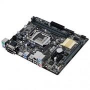 Matična ploča MB LGA1151 H110M Asus H110M-R/C/SI, PCIe/DDR4/SATA3/GLAN/7.1/USB 3.0