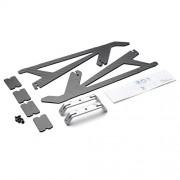 Tarot 450 PRO Carbon Fiber Landing Skid TL2775-01