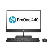 "HP ProOne 440 G5 AiO 23.8"" FHD IPS/i5-9500T/8GB/256GB/DVD/HDMI Port/Stand/Win 10 Pro/1Y (7EM70EA)"