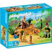Playmobil Zoo 4853 Suricate Rookery