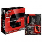 Motherboard Fatal1ty X370 Gaming K4 (X370/AM4/DDR4)