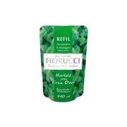 Sabonete líquido refil hortelã c/erva doce 440ml 8105 Fiorucci
