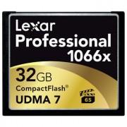 Lexar CompactFlash Professional 1066X 32GB, 160MB/s