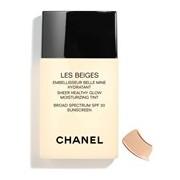 Les beiges hidratante embelezador spf30 cor medium light 30ml - Chanel
