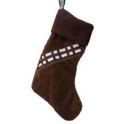 Groovy Chaussette de Noël Star wars modèle Chewbacca