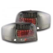 FK-Automotive fanale posteriore a LED per Audi A3 (tipo 8P) anno di costr. 03-07, nero