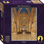 Purrfect Puzzles San Francesco 1000 Piece Puzzle