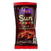 SunSpire Foods Chocolate Candies - Sun Drops - Original - 1.19 oz - Case of 12