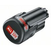 12 V литиево-йонни Акумулаторна батерия PBA 12V 2.5Ah O-B, 1600A00H3D, BOSCH