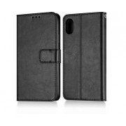 Andersson Premium Wallet Case Black for Apple iPhone X/XS