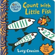 Count with Little Fish, Hardcover/Lucy Cousins
