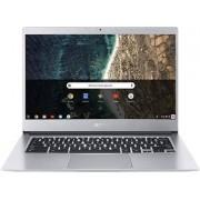 "Acer Chromebook 514 CB514-1HT-P1BM - Pentium N4200 / 1.1 GHz - Chrome OS - 8 GB RAM - 64 GB eMMC - 14"" IPS aanraakscherm 1920 x 1080 (Full HD) - HD Graphics 505"