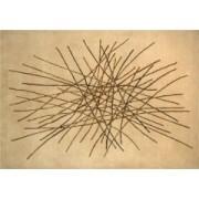 Vlněný koberec DESIGN Stripes d-33, 140x200 cm